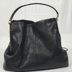 Coach Madison Leather Shoulder Bag